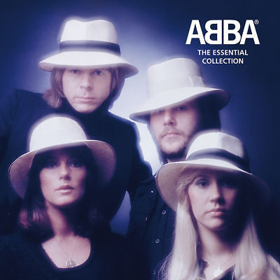 ABBA – ESSENTIAL COLLECTION (2xCD)