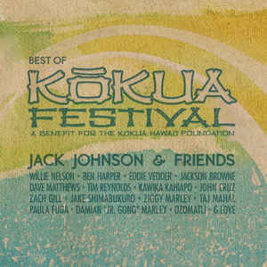 JOHNSON, JACK & FRIENDS – BEST OF KOKUA FESTIVAL (CD)