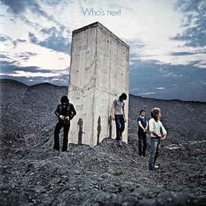 WHO – WHO'S NEXT (LP)
