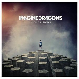 IMAGINE DRAGONS – NIGHT VISIONS (LP)