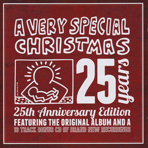 VARIOUS ARTISTS – A VERY SPECIAL CHRISTMAS (2xCD)