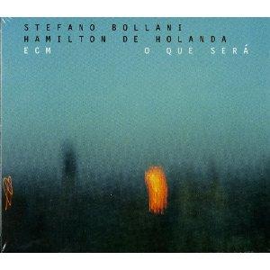 BOLLANI, STEFANO/HAMILTON – O QUE SERA (CD)
