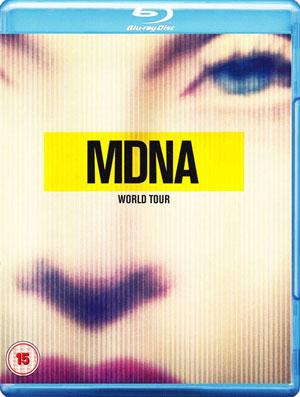 MADONNA – MDNA TOUR (Blu-Ray)