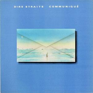 DIRE STRAITS – COMMUNIQUE (LP)