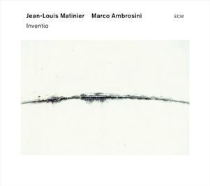 MATINIER, JEAN-LOUIS/MARC – INVENTIO (CD)