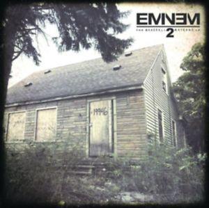 EMINEM – MARSHALL MATHERS LP 2 (2xLP)