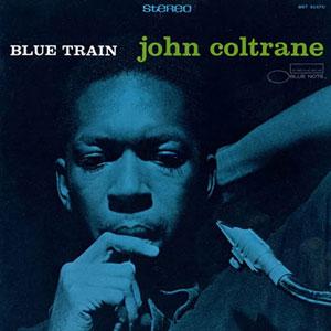 JOHN COLTRANE – BLUE TRAIN (LP)