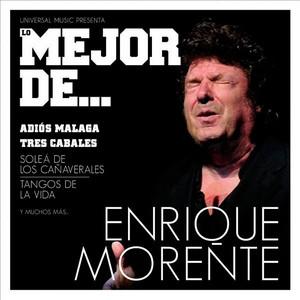 MORENTE, ENRIQUE LO MEJOR DE CD –  (CD)