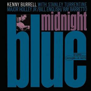 BURRELL, KENNY – MIDNIGHT BLUE (LP)