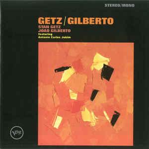 GETZ, STAN/JOAO GILBERTO – GETZ/GILBERTO (CD)