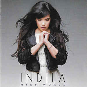 INDILA MINI WORLD CD  –  (CD)