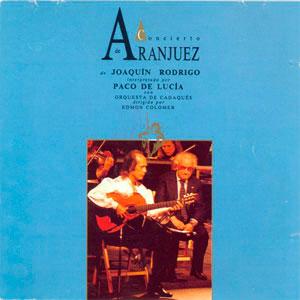 LUCIA, PACO DE – CONCIERTO DE ARANJUEZ (LP)