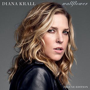 DIANA KRALL – WALLFLOWER (CD)