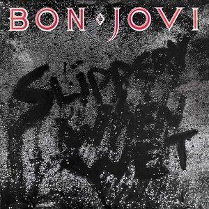 BON JOVI – SLIPPERY WHEN WET (LP)
