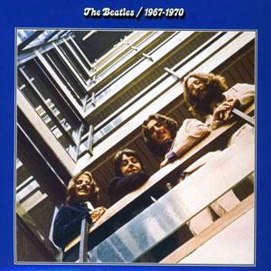 BEATLES – BEATLES 1967-1970 (BLUE) (2xLP)