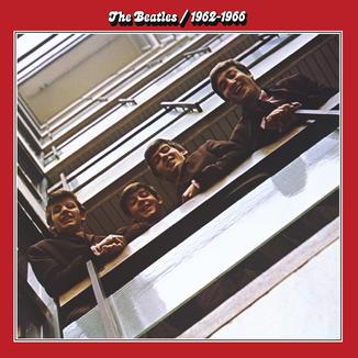 THE BEATLES – THE BEATLES 1962 – 1966 (2xLP)