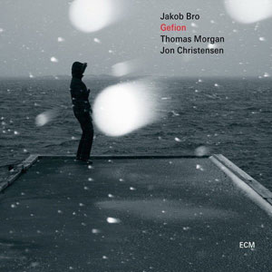 BRO, JAKOB/THOMAS MORGAN/ – GEFION (CD)