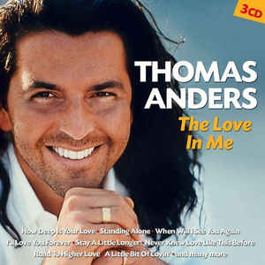 ANDERS, THOMAS – LOVE IN ME (3xCD)