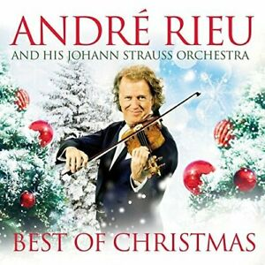 RIEU, ANDRE & JOHANN STRA – BEST OF CHRISTMAS (CD)