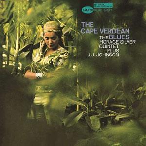 SILVER, HORACE -QUINTET-/ – CAPE VERDEAN BLUES (LP)