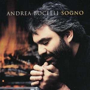 ANDREA BOCELLI – SOGNO (LP)