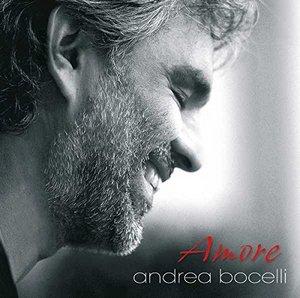 ANDREA BOCELLI – AMORE REMASTERED (LP)