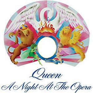QUEEN – A NIGHT AT THE OPERA (LP)