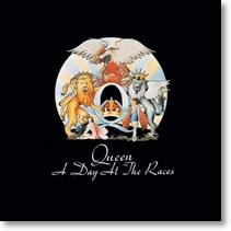 QUEEN – A DAY AT THE RACES (LP)