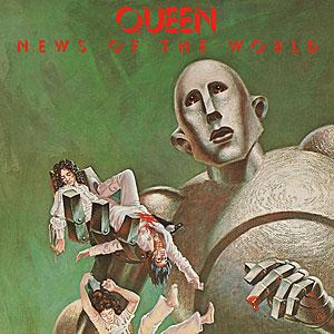 QUEEN – NEWS OF THE WORLD (LP)