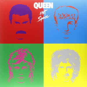 QUEEN – HOT SPACE (LP)