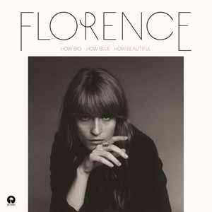 FLORENCE & THE MACHINE – HOW BIG HOW BLUE HOW BEAUTIFUL (CD)