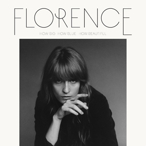 FLORENCE AND THE MACHINE – HOW BIG, HOW BLUE, HOW BEAUTIFUL (2xLP)