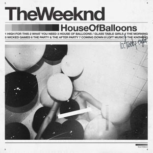 WEEKND – HOUSE OF BALLOONS (2xLP)