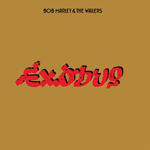 MARLEY, BOB & THE WAILERS – EXODUS (LP)