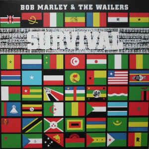 BOB MARLEY & THE WAILERS – SURVIVAL (LP)