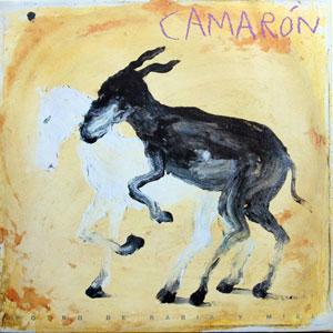 CAMARON DE LA ISLA – POTRO DE RABIA Y MIEL (LP)
