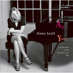 KRALL, DIANA – ALL FOR YOU (2xLP)