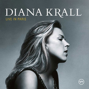 DIANA KRALL – LIVE IN PARIS (LP)