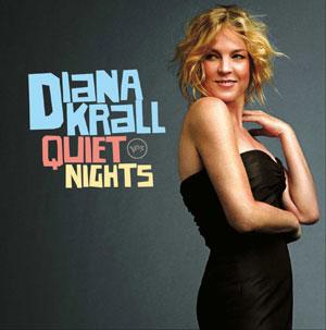 DIANA KRALL – QUIET NIGHTS (LP)