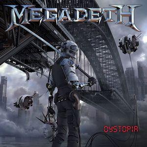 MEGADETH – DYSTOPIA (LP)