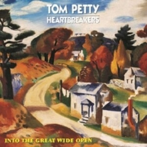 TOM PETTY – INTO THE GREAT WIDE OPEN (LP)