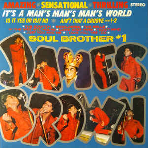 BROWN JAMES – IT'S A MAN'S MAN'S MAN'S WORLD (VINYL) (LP)