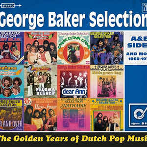 BAKER, GEORGE -SELECTION- – GOLDEN YEARS OF DUTCH POP MUSIC (2xCD)