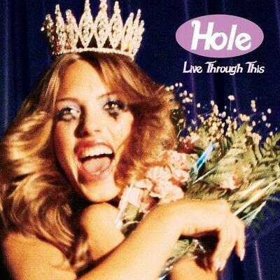 HOLE – LIVE THROUGH THIS (LP)