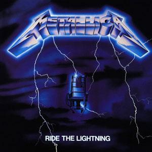 METALLICA – RIDE THE LIGHTNING (LP)