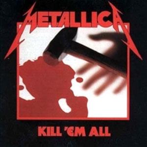 METALLICA – KILL 'EM ALL (LP)