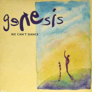 GENESIS – WE CAN'T DANCE (2xLP)