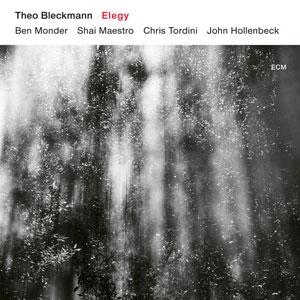 THEO BLECKMANN: ELEGY –  (CD)