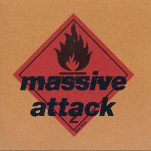 MASSIVE ATTACK – BLUE LINES (LP)