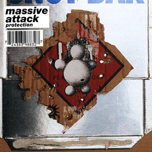 MASSIVE ATTACK – PROTECTION (LP)